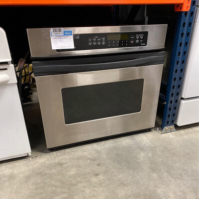 GE PROFILE STAINLESS ELECT. OVEN