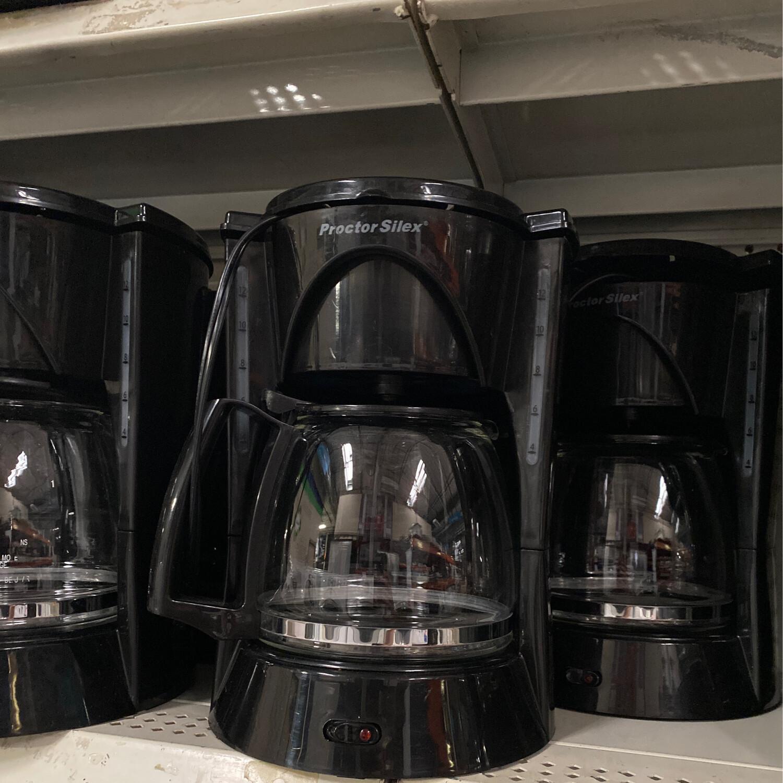 PROCTOR SILEX COFFEE MAKER