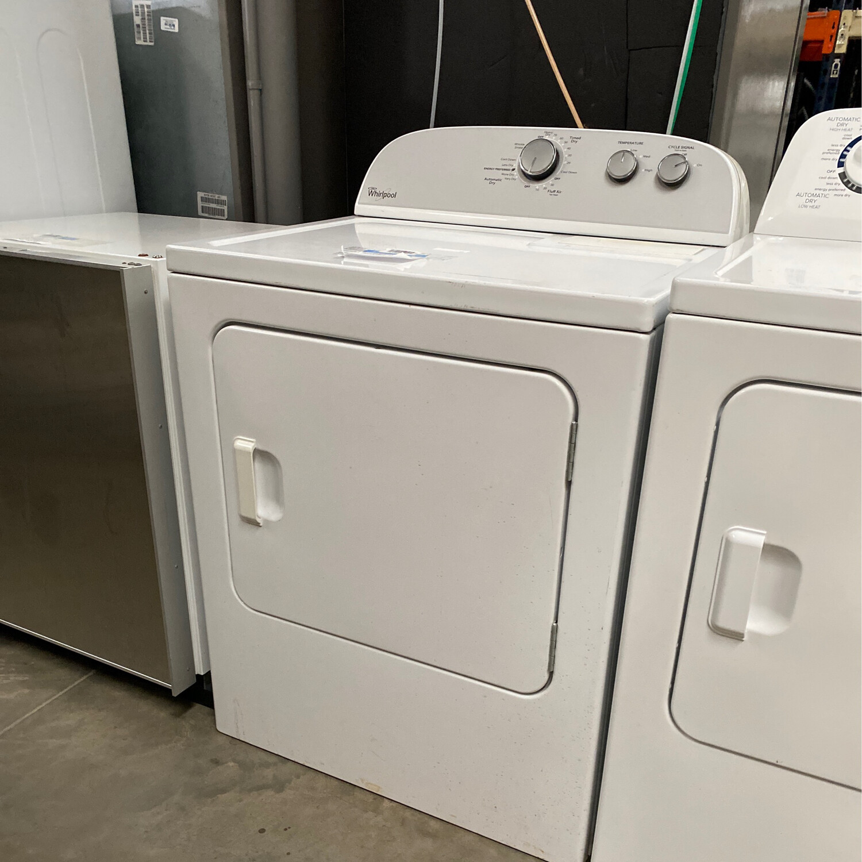 whirlpool dryer...