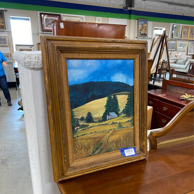 CLEARANCE LANDSCAPE PAINTING