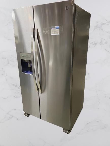 Kenmore Refrigerator Stainless Steel