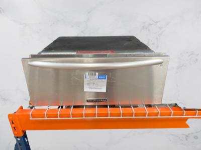 Kitchen Aid Warmer Drawer Stainless Steel