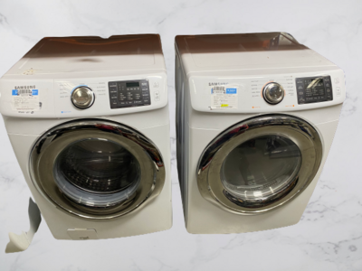 Samsung Washer/Dryer Set White