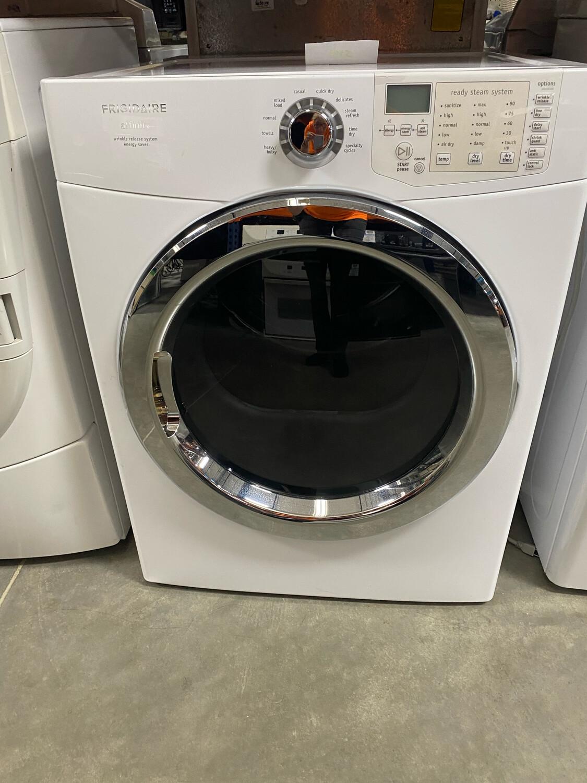 Frigidaire Gas Dryer White