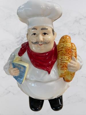 Chef's Cookie Jar