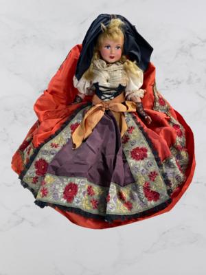 Antique France Doll