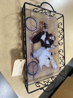 Butler & Chef Cutting Board/Tray