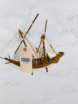 Pirate Model Ship