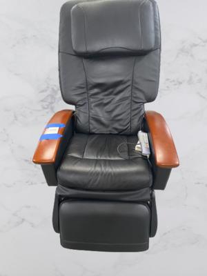 Brookstone Leather Massage Chair HT136
