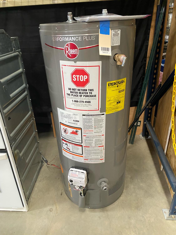 RHeem 40 Gal. Gas Water Heater