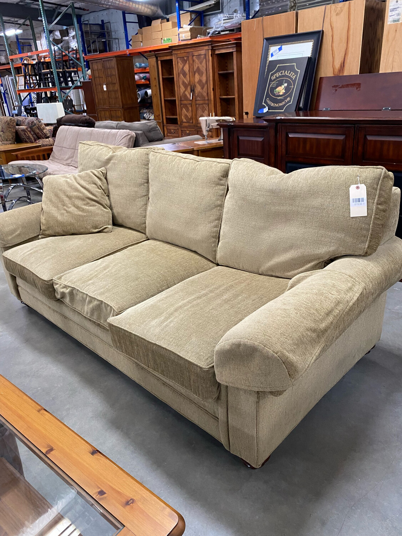 Golden Color Sofa