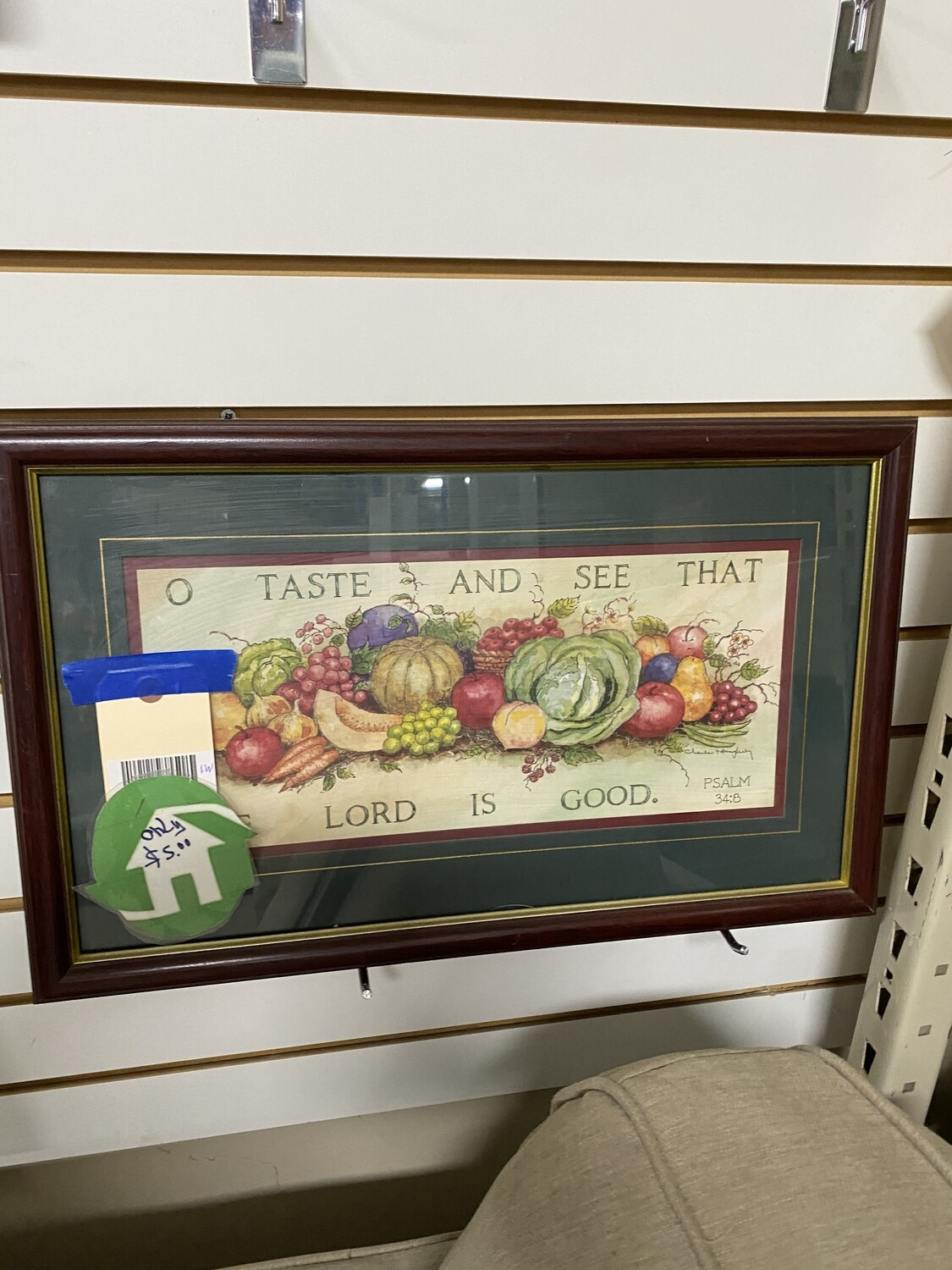 CLEARANCE MIXED FRUIT PAINTING