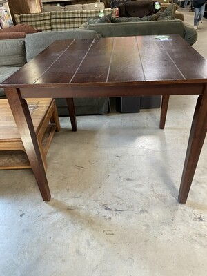 CLEARANCE HIGH DINING TABLE NO CHAIRS