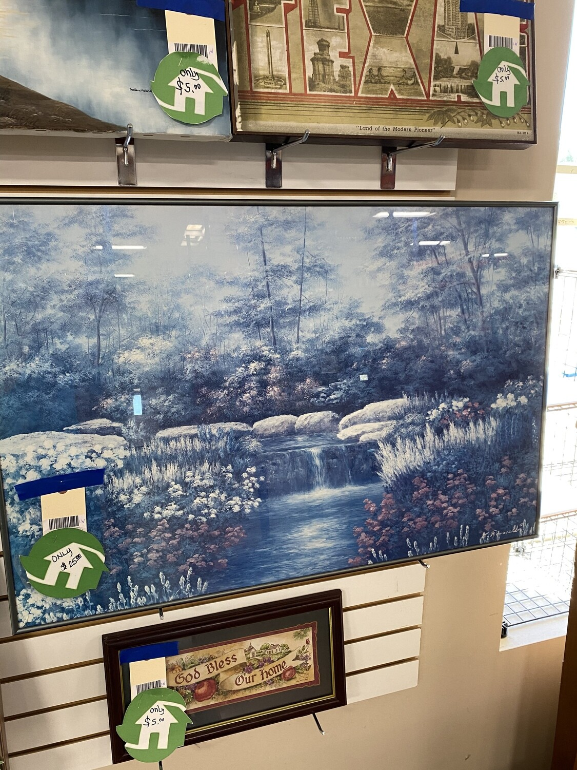 CLEARANCE D. ROMANELLO PAINTING