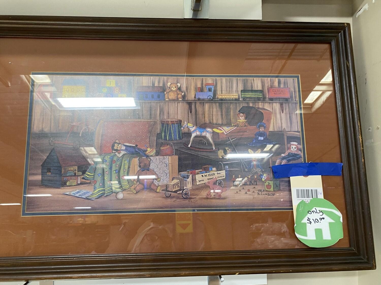 CLEARANCE BETH CUMMINGS ART