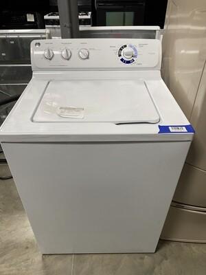 WASHING MACHINE GE WHITE