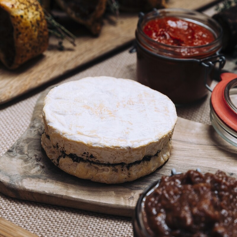 Truffled Tunworth Cheese