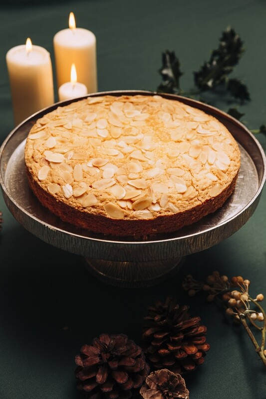 French Almond Tart