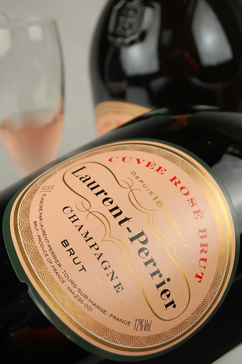 Laurent Perrier Cuvée Rosé