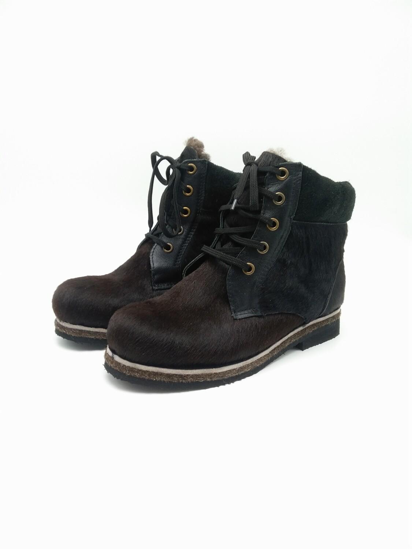 42 Унты-ботинки мужские из теленка