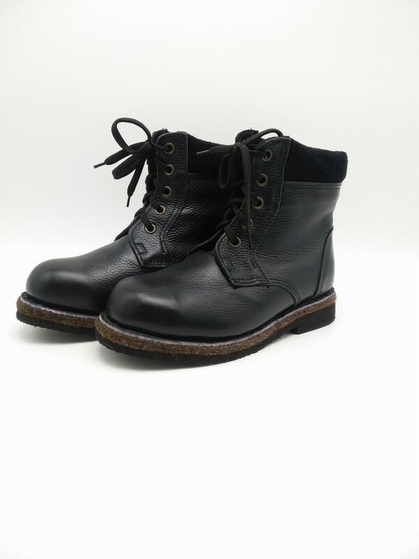 39 Унты-ботинки мужские из кожи