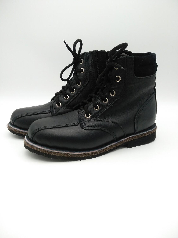44 Унты-ботиночки мужские из кожи теленка