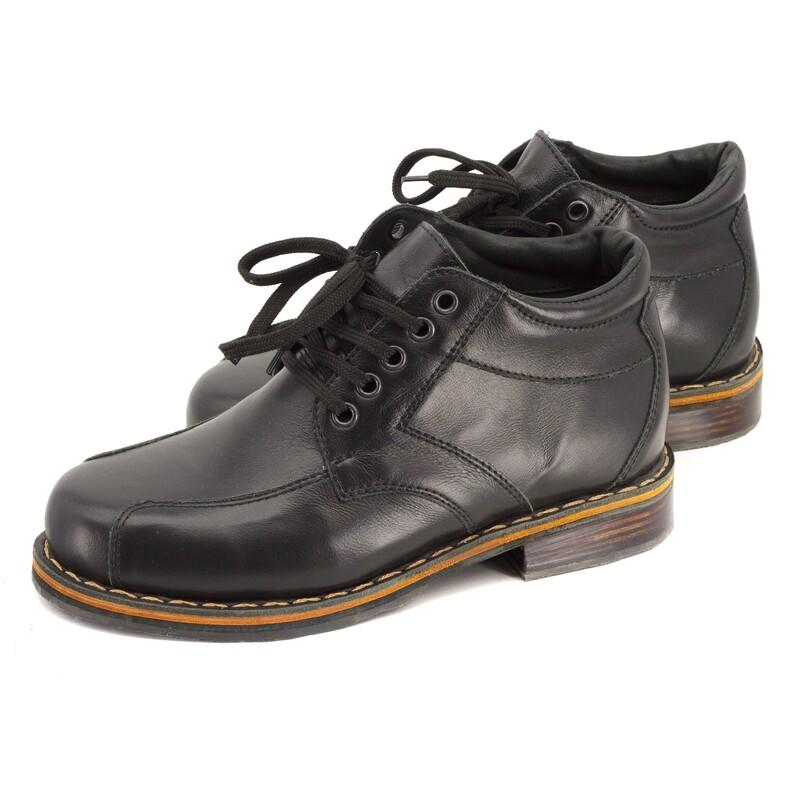 Ботинки мужские без меха