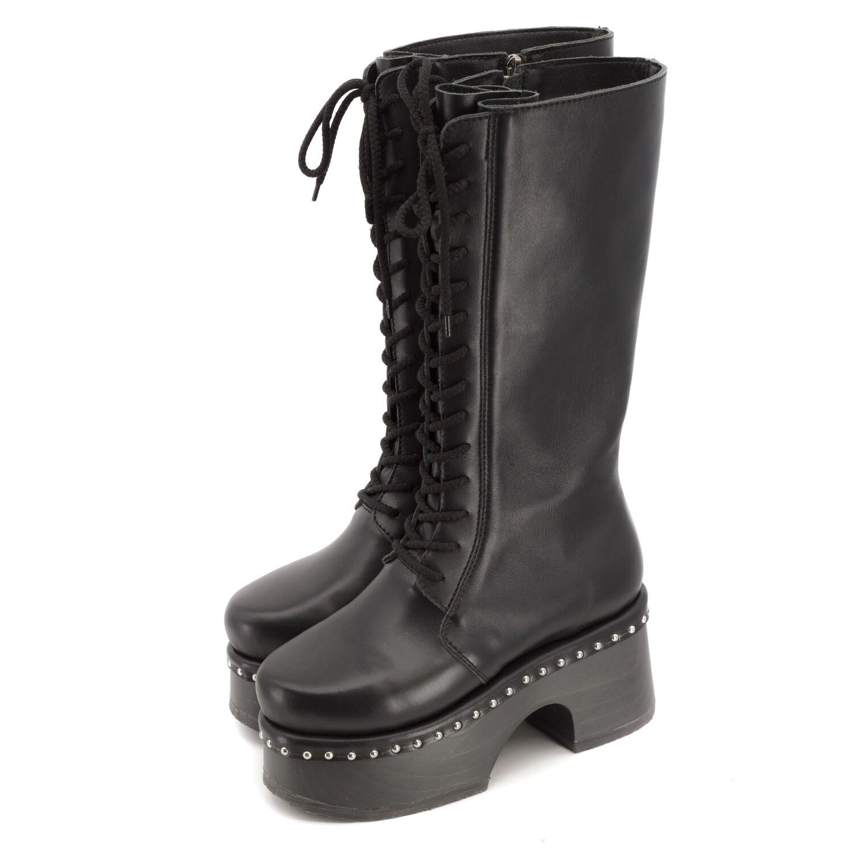 Ботинки женские без меха