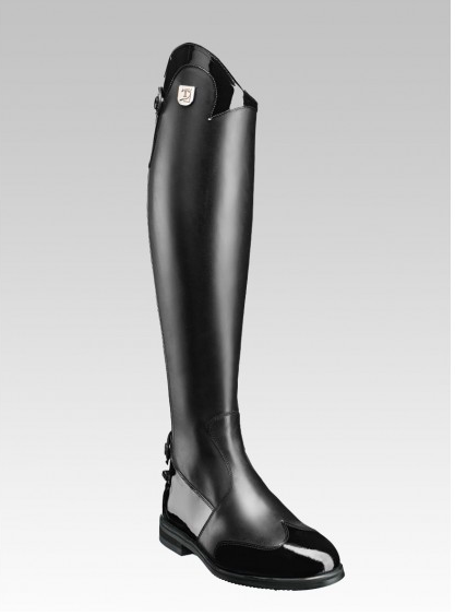 Tucci Marilyn Patent Long Boots
