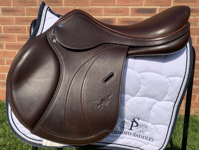 Equipe Expression Special Jumping Saddle 2019