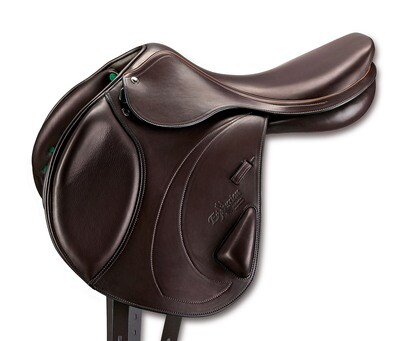 Equipe Expression Special Monoflap Jumping Saddle