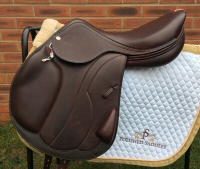 Equipe Synergy Special Monoflap Jumping Saddle