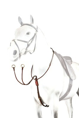 BP17 - Equipe Rolled Patent Martingale