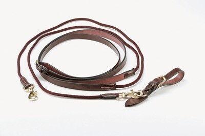 RE04 - Equipe Rope Draw Reins
