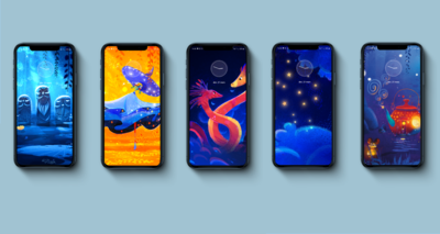 Phone background