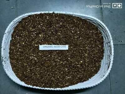 Organic Neem Cake - 1 Kg