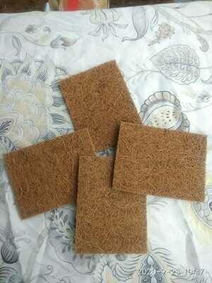 Coir Scrub Pads - 5 Pc's