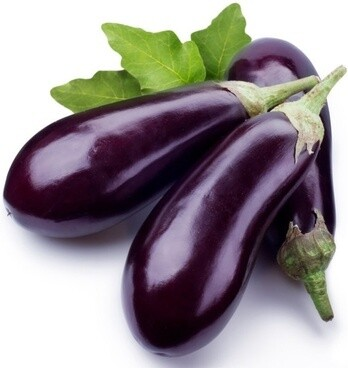 Long Brinjal (Approximately 50 seeds)