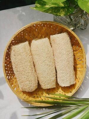 Natural Loofah Pack of 3