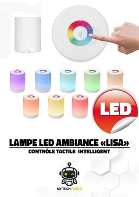 "Lampe LED tactile ""LISA"""