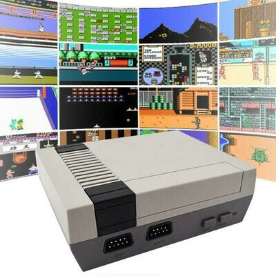 Console Retro Gaming (500 jeux inclus dont Super Mario, Pacman, Sonic, Tetris, ...)