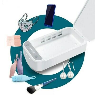 NEW !!! Box Sterilisateur - Desinfect. par UV - Fonction express en 5 minutes