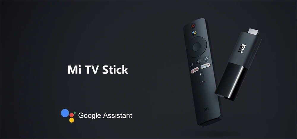 Stick TV Android Xiaomi - HDMI Compatible EU