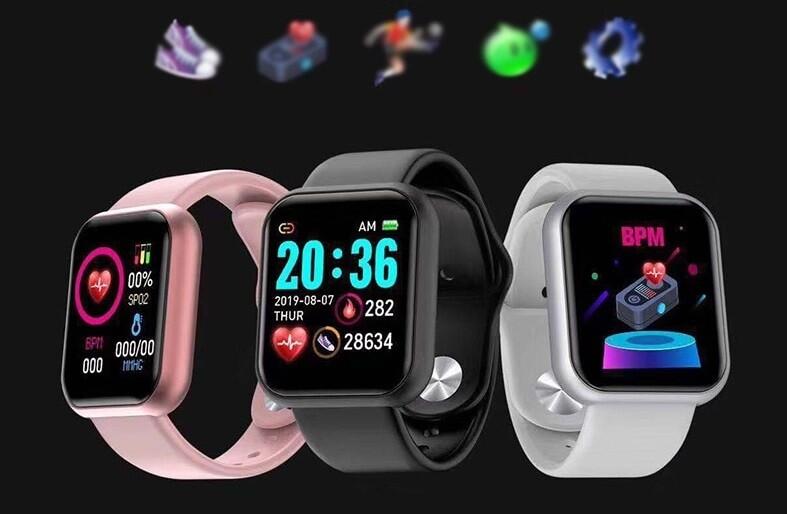 Smart Watch / Montre Connectée iOS / Android