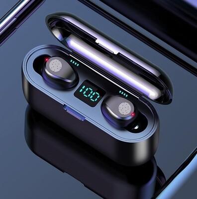 Ecouteurs sans-fil bluetooth 5.0 compatibles iOS/Android