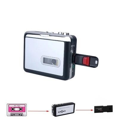 Lecteur Cassette Audio (K7) / Convertisseur USB - MP3
