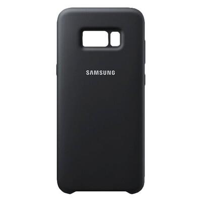 Coque de protection Officielle Samsung S8+ en Silicone Gris