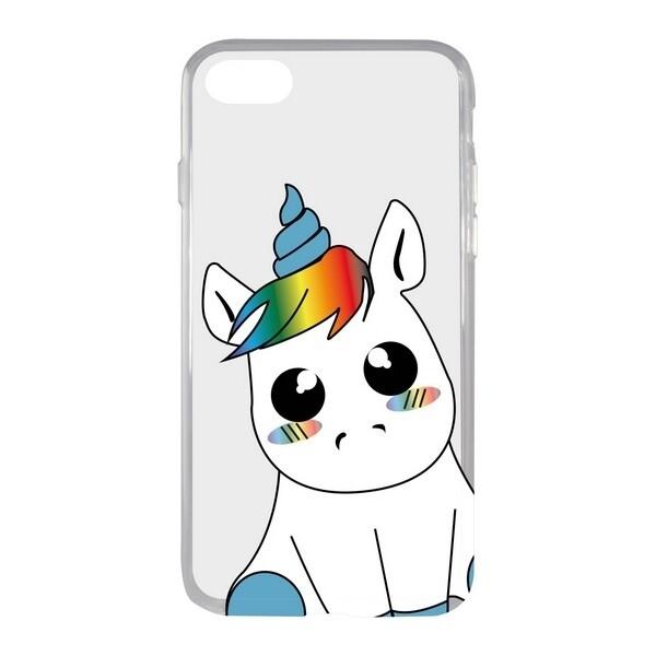 Coque de Protection aux motifs Licorne pour iPhone 8 (2 modèles disponibles)