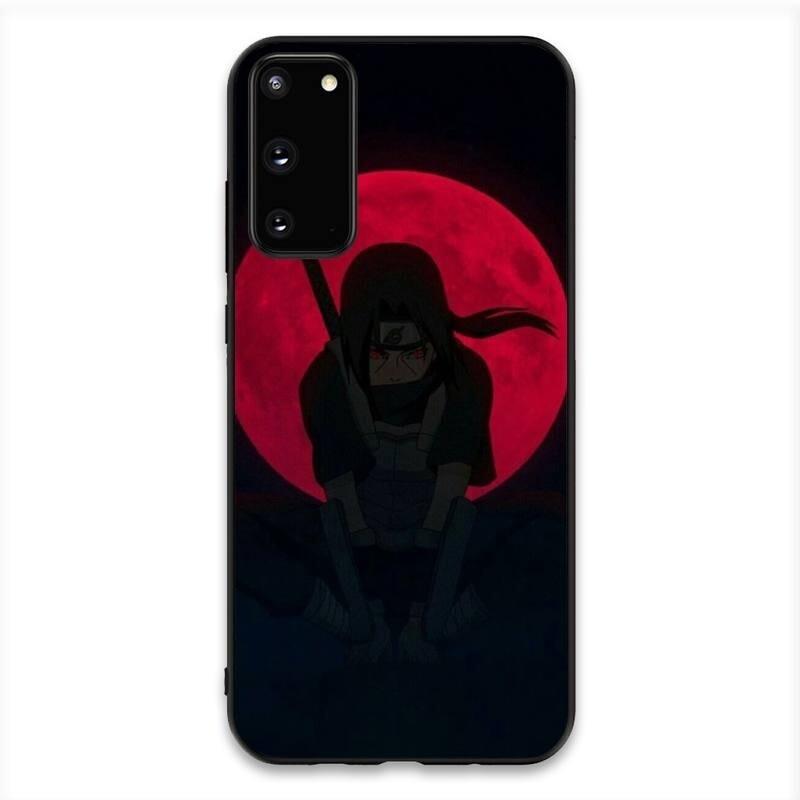 Coque de Protection pour Smartphone Samsung inspirée du manga Naruto (9 modèles dispo)
