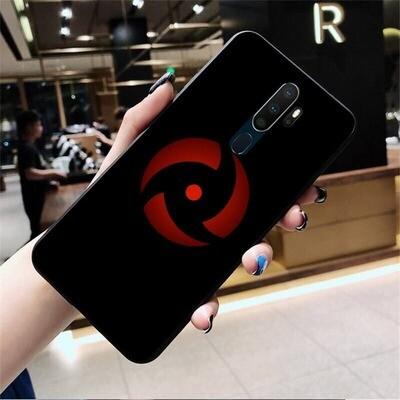 Coque de Protection pour Smartphone OPPO inspirée du manga Naruto (10 modèles dispo)